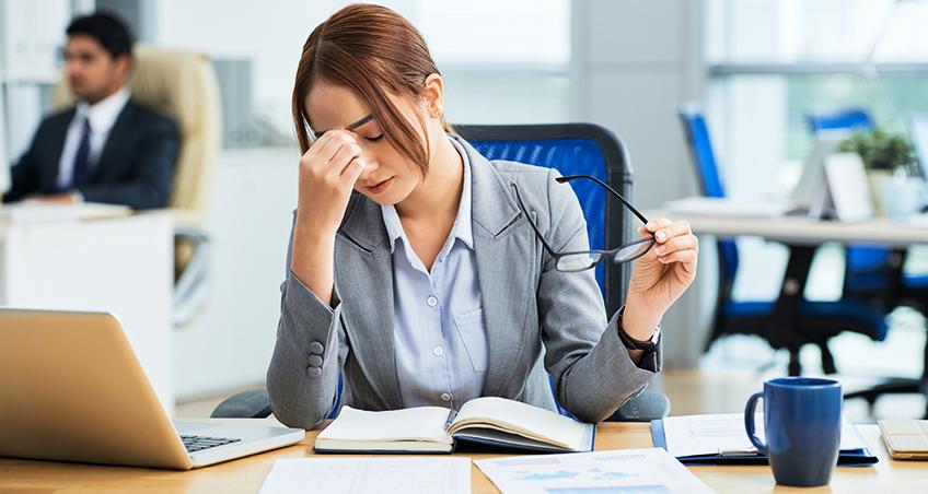 Fadiga e Stress no Trabalho